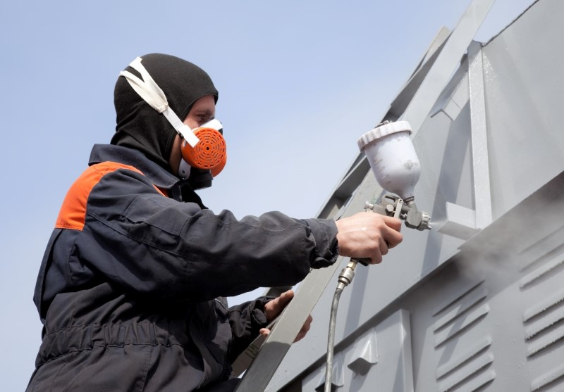 Newmarket Industrial Painter