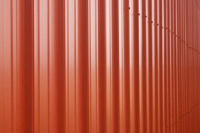 Metal Siding Painting